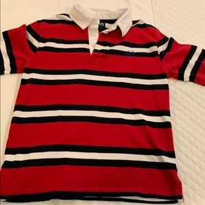 Chaps boys rugby shirt